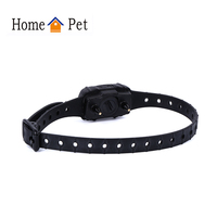 Trade assurance control up to 5 dogs nylon anti bark dog training collar
