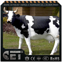 Cetnology life size animatronic cows