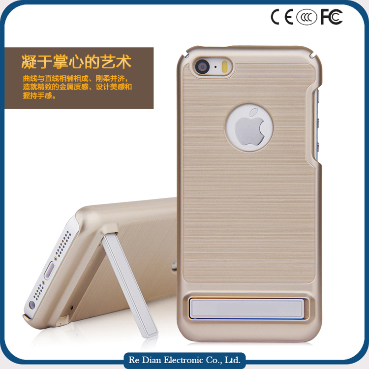 Scratch-resistant Hard PC Cell Phone Case Cover for iPhone 5C