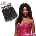 XBL hair 7A grade hot selling wholesale price virgin curly Brazilian hair