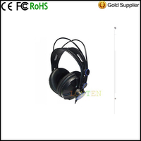 Professional Monitoring ISK HP-680 Ergonomic Excellent Soundproof Resolution High Quality Headphone On-Ear Headphone