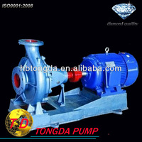 Good quality end suction salt water pump