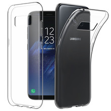 C&T Anti Slip Scratch Resistant Soft Clear Transparent COVER Case for SAMSUNG Galaxy S8