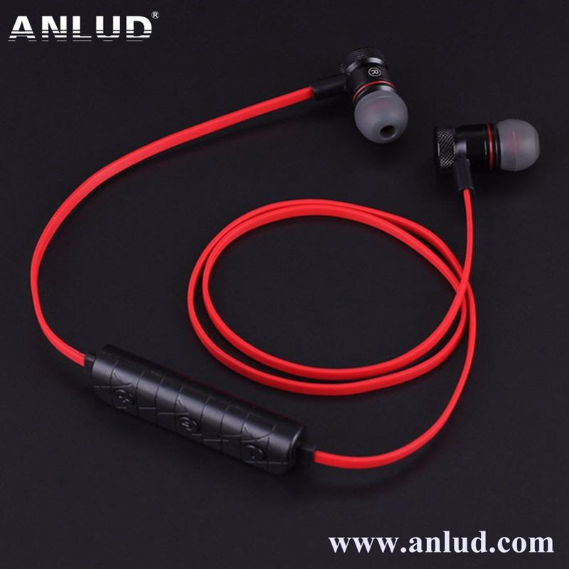 Magift3a Magnetic suction wireless smart sports stereo earphone
