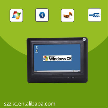 embedded industrial computer with WIFI USB Windows CE