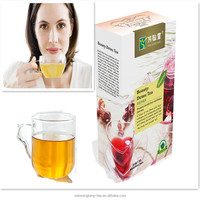 Beauty detox herbal tea slimming beauty slimming tea