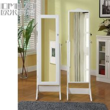Wooden Stand For Floor Mirror Armoire
