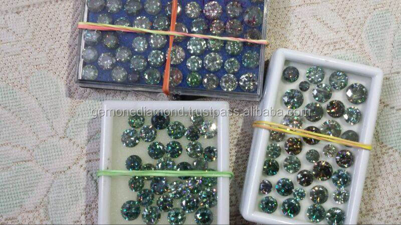 wholesale genuine loose moissanite in fancy at the bottom price.