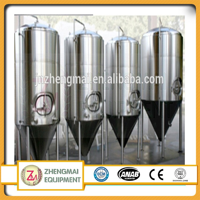 Alcohol customized ss fermentation tank for ethanol,beer fermentation tank used
