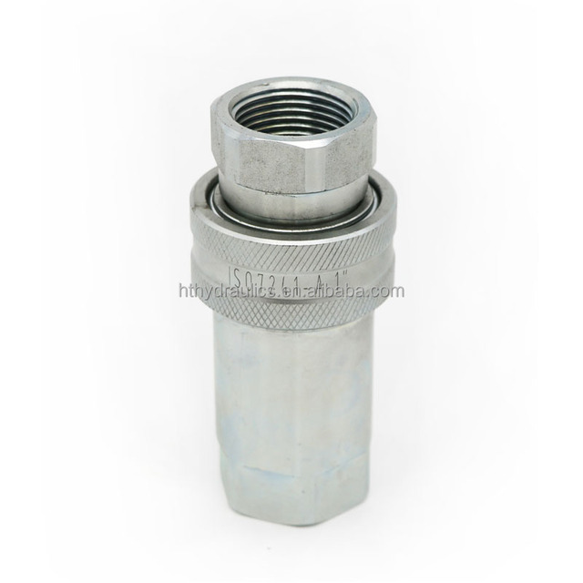 Hydraulic hot galvanized quick coupling from factory