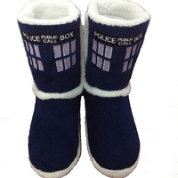 New Fashion Embroidery Lady Winter Warm Boots