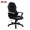 Nova Top Leather Revolving Executive Boss Office Gaming Chair With Armrest