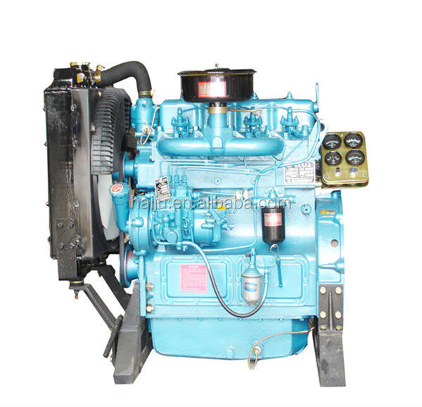 supply 4 stroke 4 cylinder water cooled diesel engine