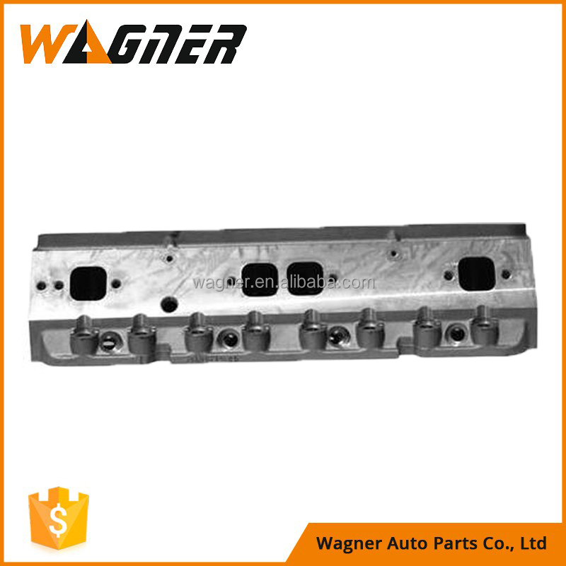 Top quality 904 0573A Auto engine spare parts cylinder head for Chevrolet V8 GM350