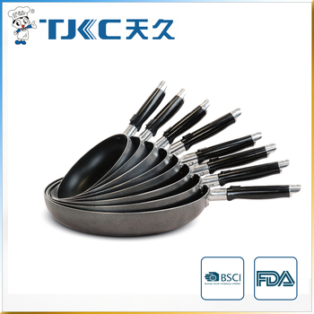 Non-stick Fry Pan with Powder Coating
