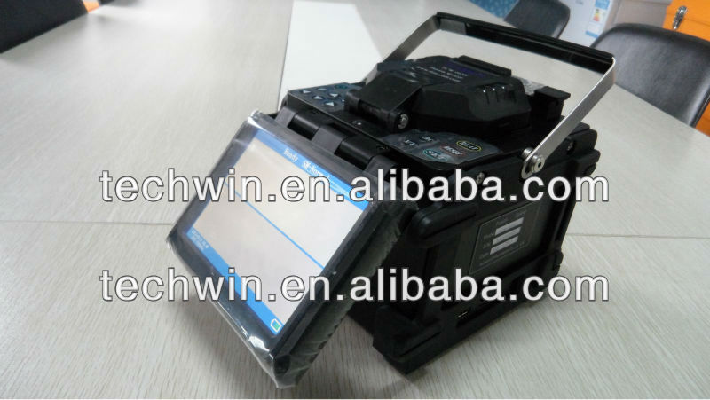 China Telecom Used Optical Fusion Splicer Applied in CATV & Field, Fiber Installation Tool