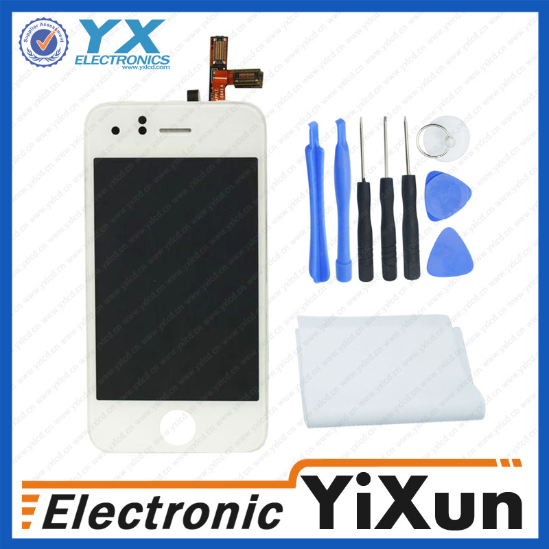 color lcd touch screen mobile phone for iphone3gs