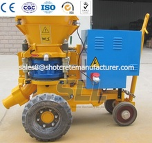 Ready Mix Concrete Calculator Shotcrete Machine