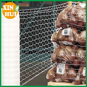 STRETCH NETTING KNITTED PALLET WRAP IN ROLL