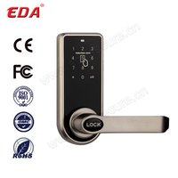 Magnetic Digital Combination Lock Key Card Digital Door Lock