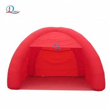 OEM Commercial event 0.6mm PVC Inflatable airtight tents