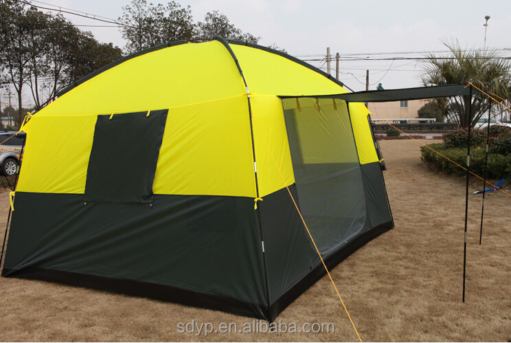 Luxury family 12 person camping tent outdoor 2015