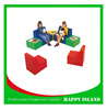 Factory Directly Supply Commercial Kids Playground Equipment Used Soft Play Children Soft Play Flooring