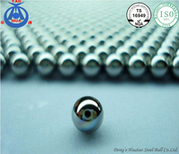 Huatao Hot sale G1000 9.525mm Carbon steel ball used for Curtain