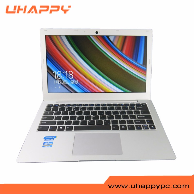 hot laptop pc 1080p 4G DDR3 500G discount ultra slim mini laptops i7
