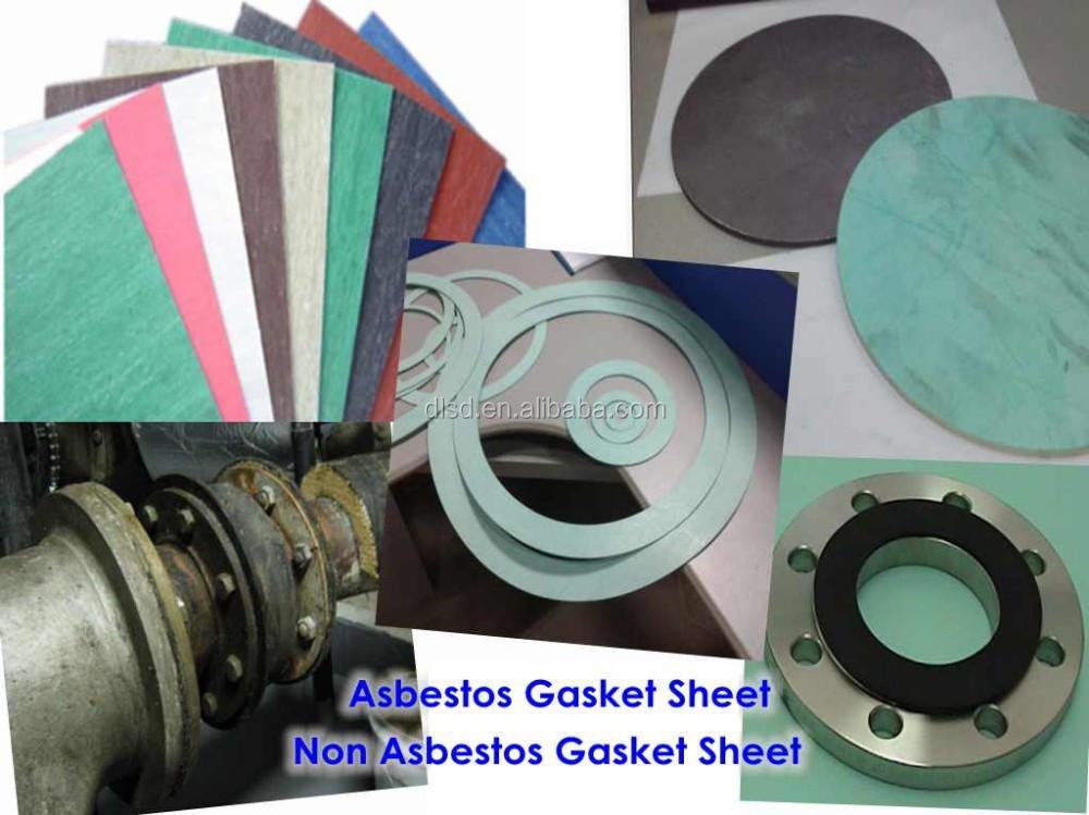 Wire Mesh Gasket Sheet Reinforce Non Asbestos Sheet