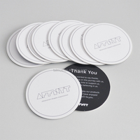 cheap personalized custom drink coaster