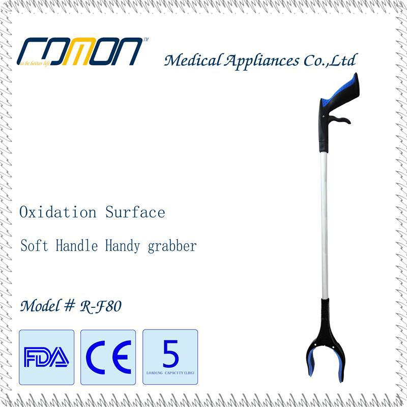 Foldable Gripper Kitchen Litter Reaching Picker Help Hand <strong>Tool</strong> Pick Up Grabber