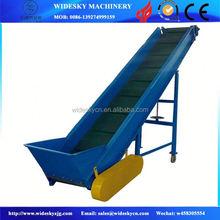Spiral roller conveyor for rice grain/ 6 meter length Screw feeder