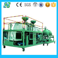 DTS Waste Used Engine Oil Filter Recycling Machine With CE (change black to yellow)
