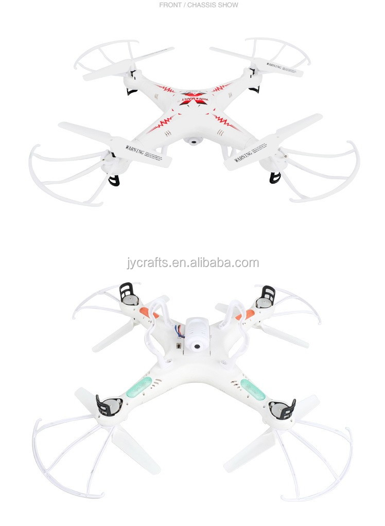 rc camera drone quadcopters 4ch 6Axis with HD camera 2016