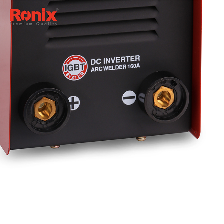 RONIX premium quality 7.1KVA-160A DC ARC welding inverter model RH-4690