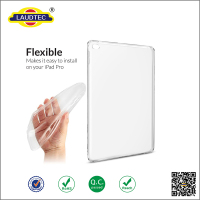 Flexible silicone Gel Tablet Case for ipad pro 12.9 inch -----Laudtec