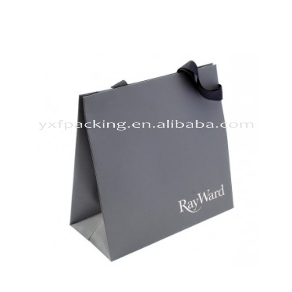 Hair extensions paper packaging bags