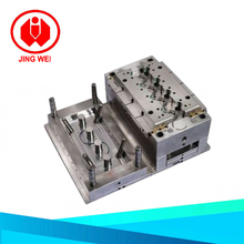 Custom injection mold, tooling maker manufacture for plastic parts.