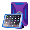 Hybrid Leather Case for iPad Mini 1 2 3 Tablet Accessories Business Back Cover Stand Display