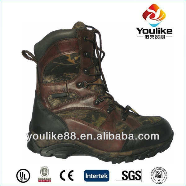 YL9148 Wholesale Fashion Camouflage Snow Boots