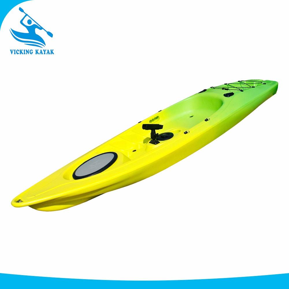 Kayaks wholesale sit on top fishing kayaks canoe for Sit on fishing kayak