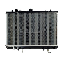 Aluminum Auto Radiator for MITSUBISHI car parts cooling system OEM127853 heat exchanger