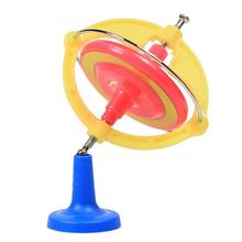 Novelty Spinning Top Magic Gyroscope Gyro Kids Toys