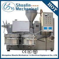 high oil yield rate crude edible oil press with quality assurance