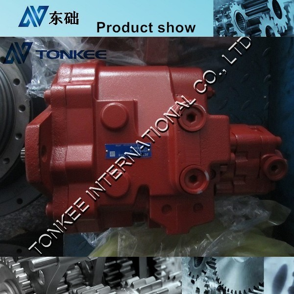 Factory Direct Genuine PSVD2-27E-16 kayaba piston pump for excavator pump