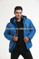 First Class Mens Down Padded Coat from China Clothing manufacturers