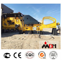 China Top 1 costa rica portable crusher in the stone quarry certified by CE ISO GOST