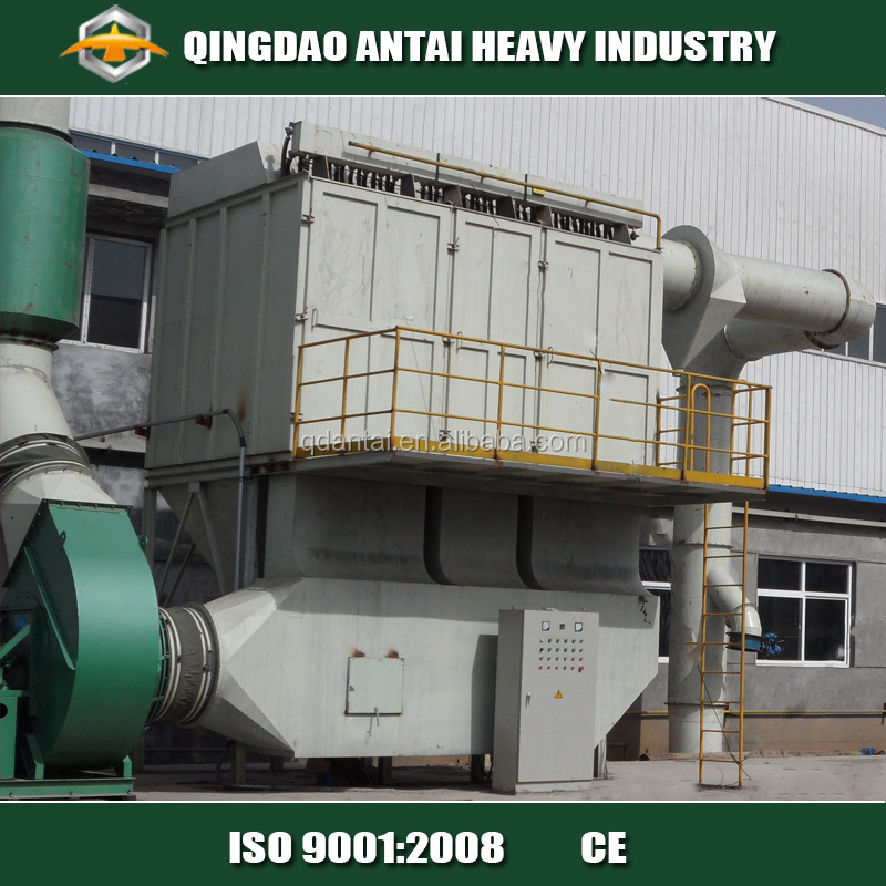 bag type dust filter /dust collector /dust filtration equipment