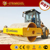 single roller ironing machine liugong road roller 620H supplied in China for sale